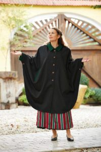 Überkleidung Tracht